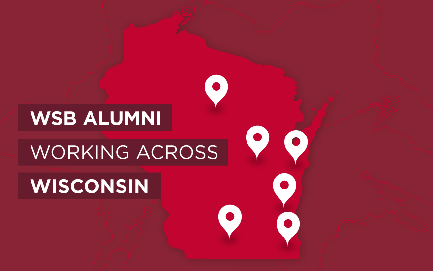 WSB Alumni Working In Wisconsin