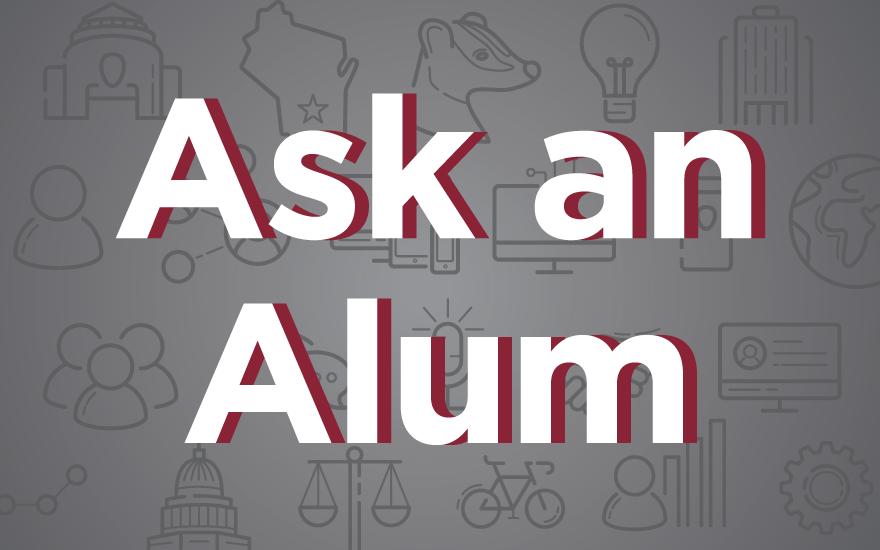 Ask an Alum