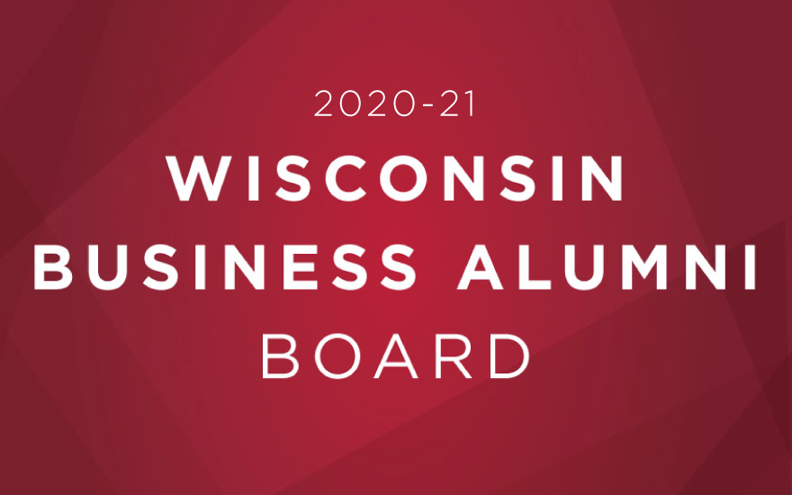 Wisconsin Business Alumni Board
