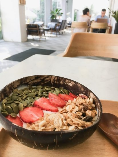 Super food bowl
