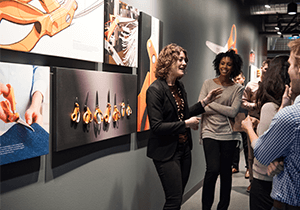 MBA students visit Fiskars headquarters