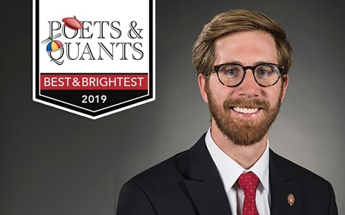 Poets and Quants Best & Brightest 2019 Michael Hilfiker