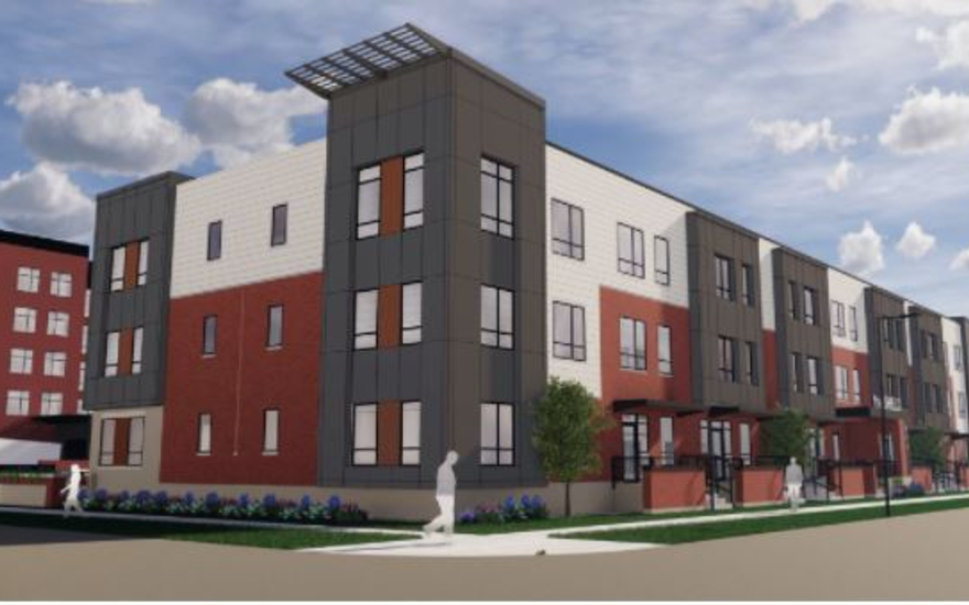 Affordable Housing Apartment Complex