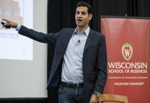 Co-founder of SeedInvest Ryan Feit