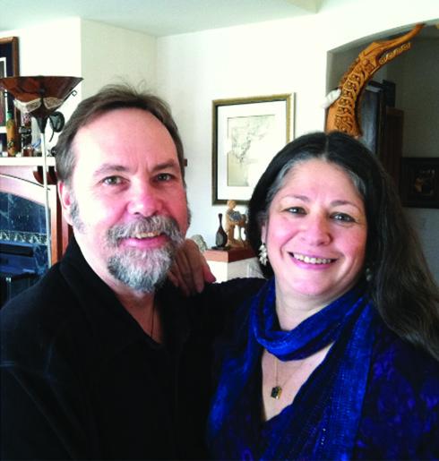 Paul Reckwerdt and Ellen Rosner