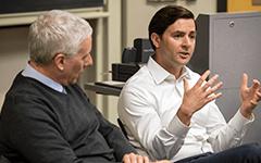 Brad Chandler discusses with David Brancaccio