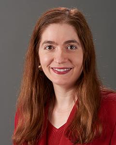 Headshot of Maria Triana
