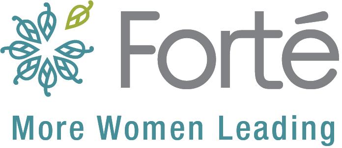 Logo for the nonprofit Forté