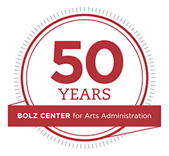 50 Years, Bolz Center for Arts Administration