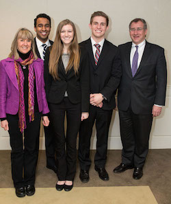 uw-madison wisconsin school of business case competition winners duff & phelps finance
