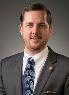 Headshot of MBA student David Olson