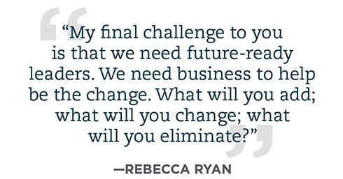 Rebecca Ryan Quote