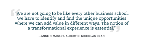 Quote from Anne P. Massey on differentiation
