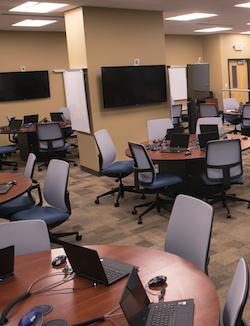 2nd Floor Class Grainger Hall