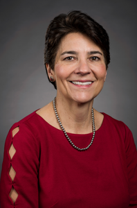 Blair Sanford, assistant dean of the Wisconsin Full-Time MBA and Master's Programs