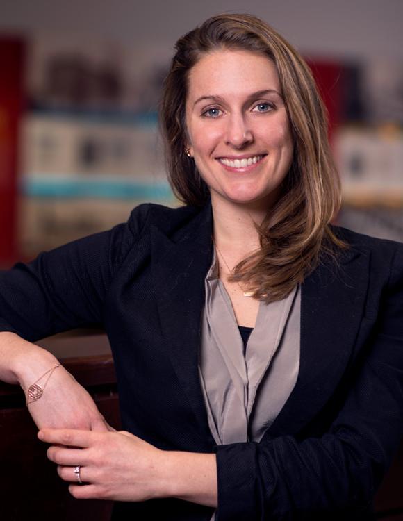Kim Bruksch, Evening MBA '18